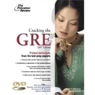 Cracking the GRE with DVD, 2007 Edition