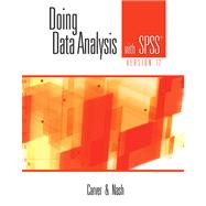 Doing Data Analysis with SPSS Version 12