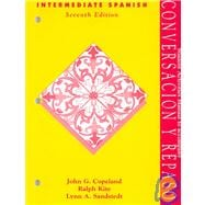 Intermediate Spanish Series Student Activities Manual Conversacion y repaso