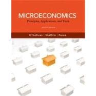Microeconomics : Principles, Applications, and Tools