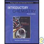Study Guide and Selected Solutions for Introductory Chemistry