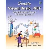 Simply Visual Basic . NET