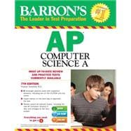 Barron's Ap Computer Science a