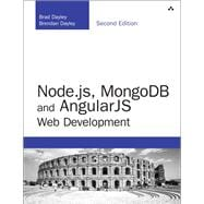 Node.js, MongoDB and Angular Web Development The definitive guide to using the MEAN stack to build web applications
