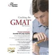 Cracking the GMAT with DVD, 2007 Edition