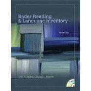Bader Reading & Language Inventory