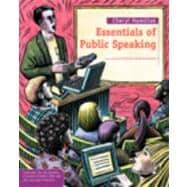 Essentials of Public Speaking (Non-InfoTrac Version with CD-ROM)