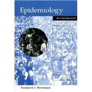 Epidemiology : An Introduction