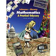 Mathematics A Practical Odyssey, 2nd Printing (with CengageNOW, Personal Tutor, and Student Book Companion Site Printed Access Card)