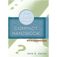 Little, Brown Compact Handbook with Exercises (with MyCompLab NEW with E-Book Student Access) Value Package (includes Longman Reader: Brief Edition)