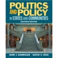 Politics and Policy in States and Communities Plus MySearchLab with eText -- Access Card Package