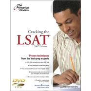 Cracking the LSAT with DVD, 2007 Edition
