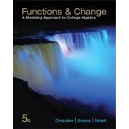Functions and Change : College Algebra