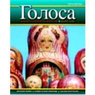 Golosa A Basic Course in Russian, Book One Plus MyRussianLab with Pearson eText multi semester -- Access Card Package