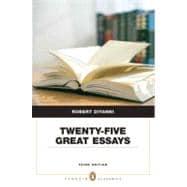 Twenty-Five Great Essays (Penguin Academics Series)