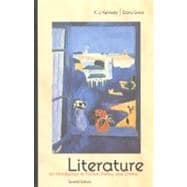 Literature: An Introduction to Fiction, Poetry and Drama (Interactive Edition with CD-ROM)
