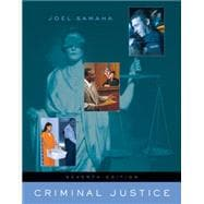 Criminal Justice With Infotrac