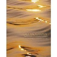 Oceanography With Infotrac: An Invitation to Marine Science (Book with CD-ROM)