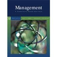 Management: A Competency Based Approach
