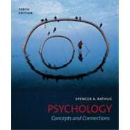 Psychology: Concepts and Connections, 10th Edition