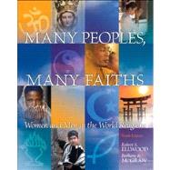 Many Peoples, Many Faiths Plus NEW MyReligionLab