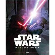 Star Wars The Force Awakens Storybook 9781484705582R