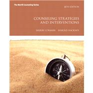 Counseling Strategies and Interventions Plus MyCounselingLab with Pearson eText -- Access Card Package
