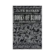 Clive Barker's Books of Blood 1-3 9780425165584R