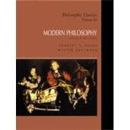 Philosophic Classics, Volume III: Modern Philosophy