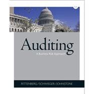 Auditing A Business Risk Approach (with CD-ROM)