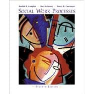 Social Work Processes (with InfoTrac)