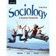 Sociology A Canadian Perspective
