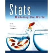 Stats : Modeling the World