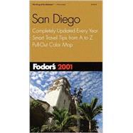 Fodor's San Diego 2001