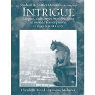 Intrigue: Langue Culture Et Mystere Dans Le
