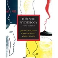Forensic Psychology, Third Edition