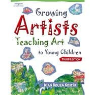 Growing Artists Teaching Art To Young Children, 3