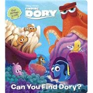 Finding Dory Lift-the-Flap Board Book (Disney/Pixar Finding Dory) 9780736435611R