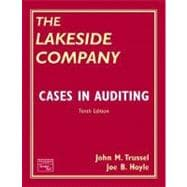 Lakeside Company, The: Case Studies in Auditing