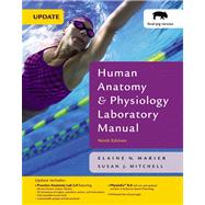 Human Anatomy and Physiology Laboratory Manual, Fetal Pig Version Value Package (includes Practice Anatomy Lab 2. 0 CD-ROM)