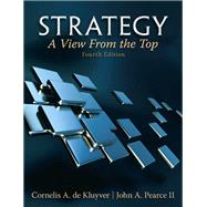 Strategy A View From The Top