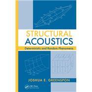 Structural Acoustics: Deterministic and Random Phenomena 9781138075627R