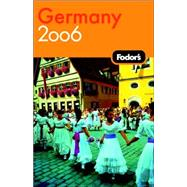 Fodor's Germany 2006