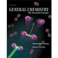 General Chemistry: The Essential Concepts, 6th Edition