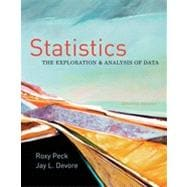 Statistics: The Exploration & Analysis of Data, 7th Edition