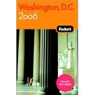 Fodor's Washington, D.C. 2006