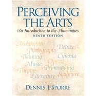 PERCEIVG ARTS INTR TO HUMANTS&MUSIC FOR CD, 9/e