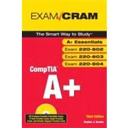 CompTIA A+ Exam Cram (Exams 220-602, 220-603, 220-604)