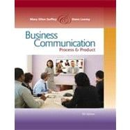 Business Communication: Process and Product, 7th Edition