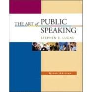 Art of Public Speaking -Text Only